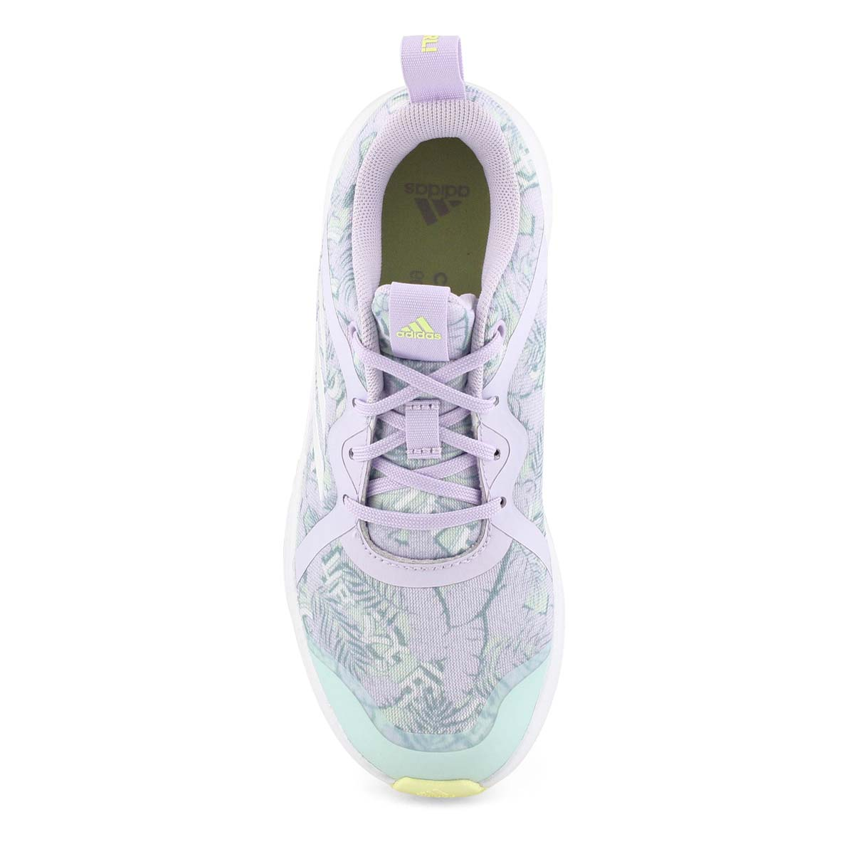 Grls FortaRun X K purple/wht/grn sneaker