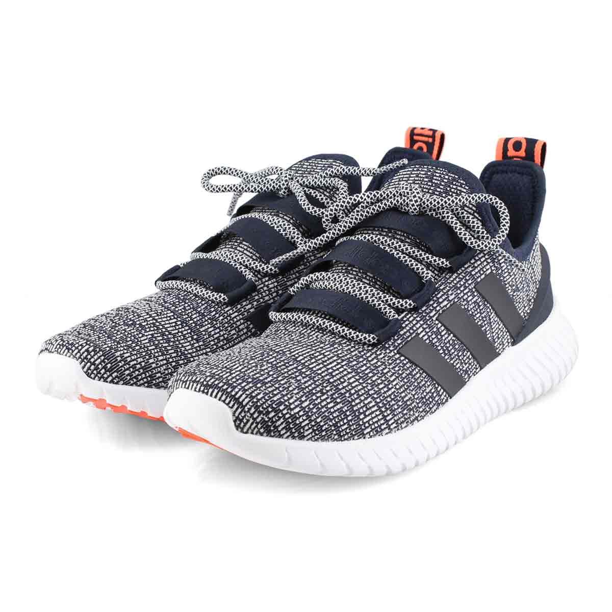 Mns Kaptir ink/wht slip on sneaker