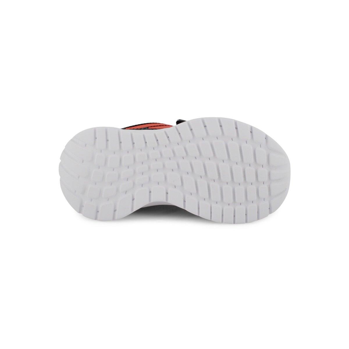 Inf-b Tensaur I black/red/grey sneaker
