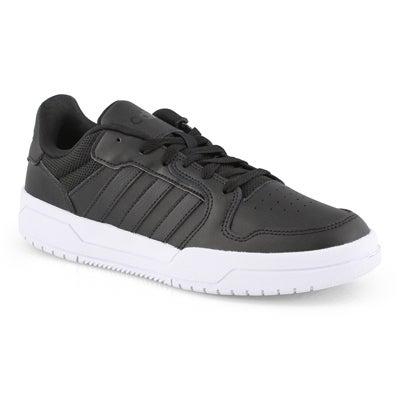 Mns Entrap Lo blk/wht fashion sneaker