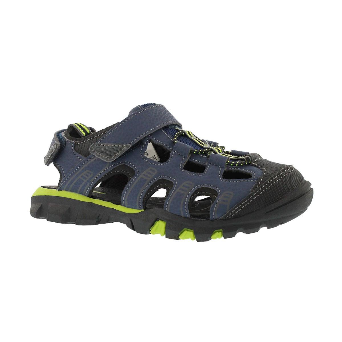 Boys' ELLIOT 2 navy closed toe sandals