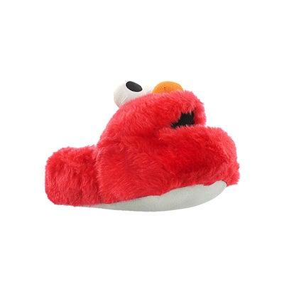 Inf Elmo red slipper