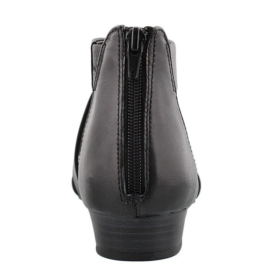 Sandale mousse visc Emilia 2, noir, fem