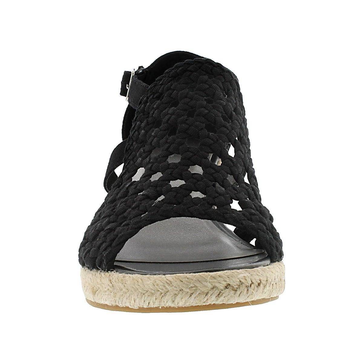 Sandale comp noir EMMY 2, fem