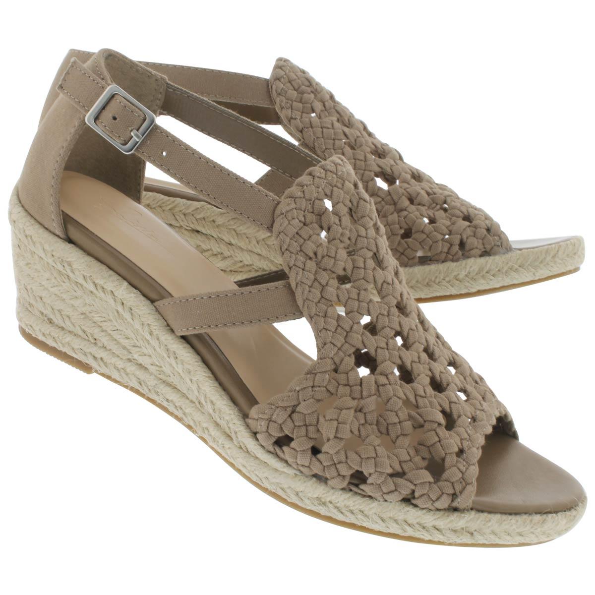 Sandale comp kaki EMMY 2, fem