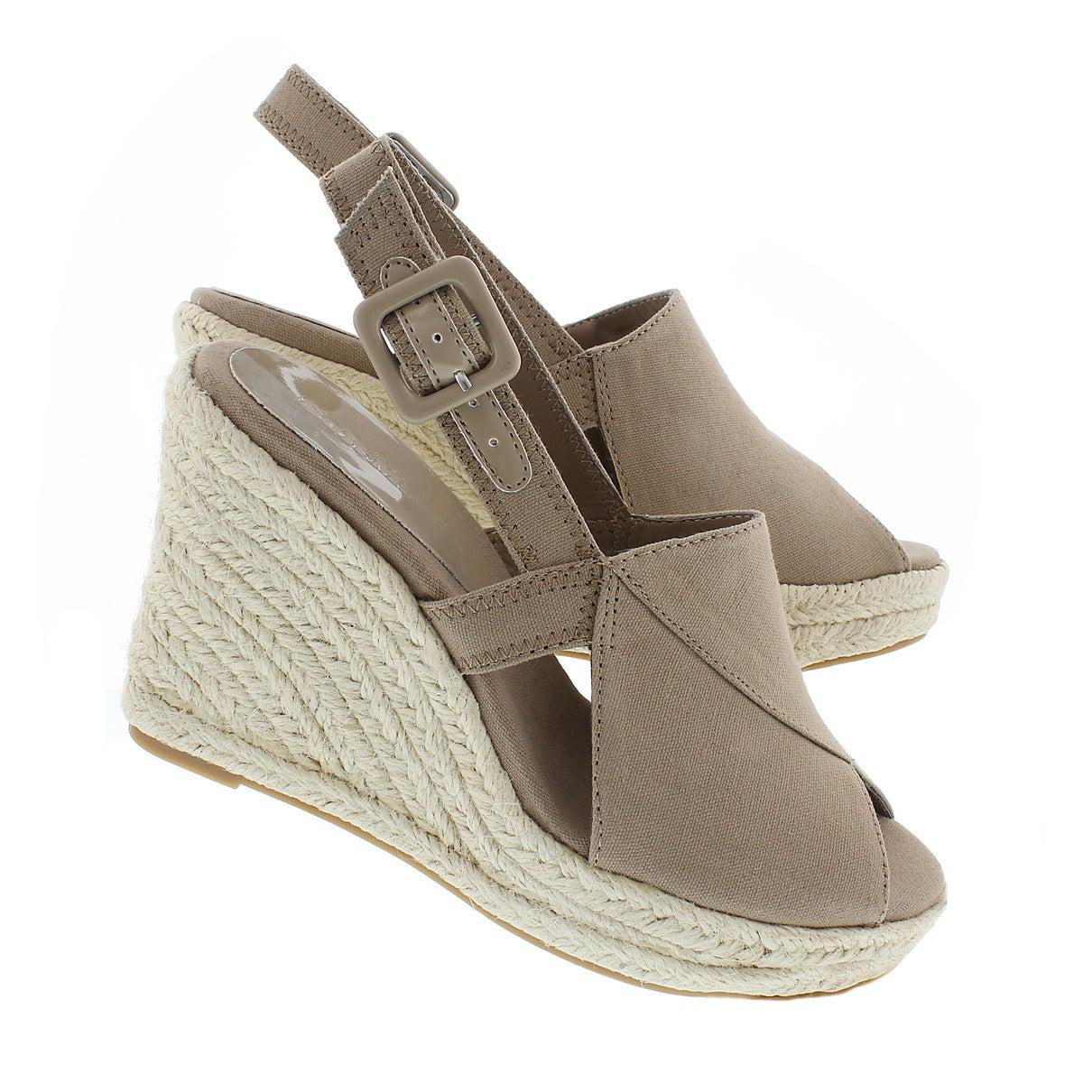 Sandale comp beige ENYA, fem