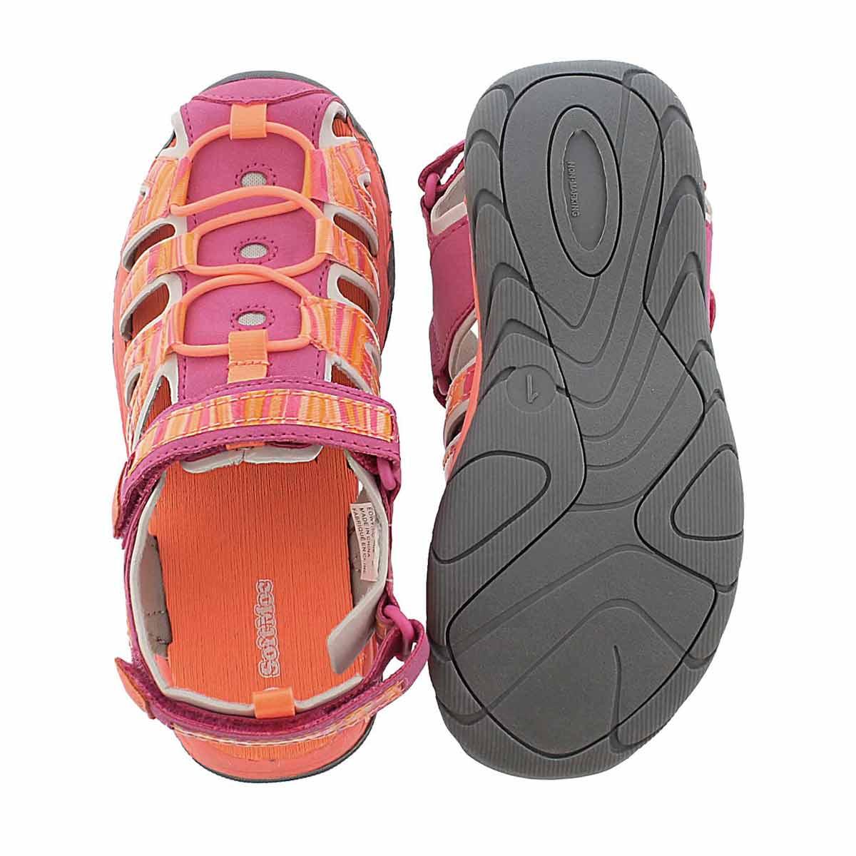 Sandale à bout fermé Eowyn, rose, filles