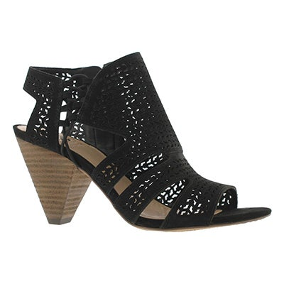 Lds Esten black dress sandal