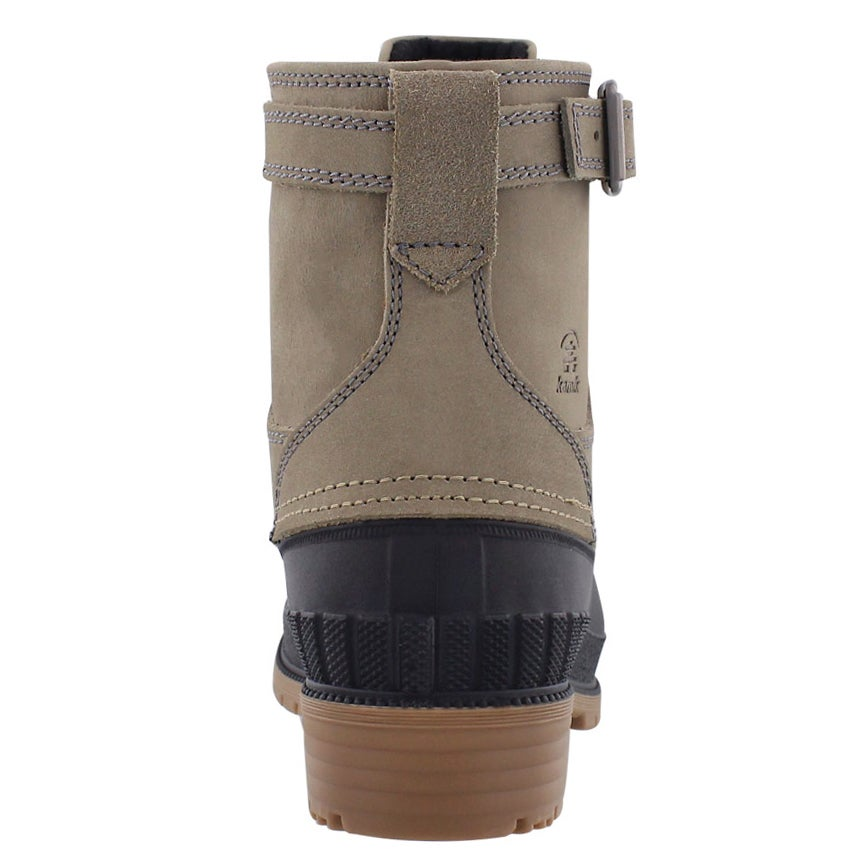 Lds Evelyn taupe waterproof winter boot