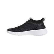 Lds Ultimafusion blk/gry slip on runner