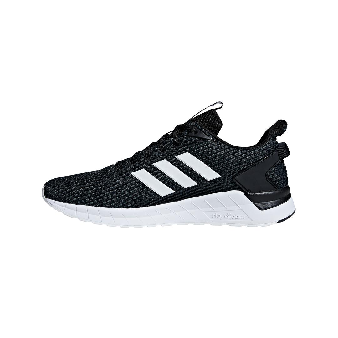 Mns Questar Ride blk/wht running shoe