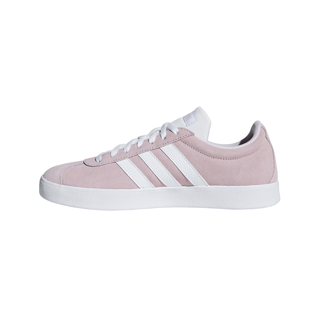 Lds VL Court 2.0 aero pnk/wht sneaker