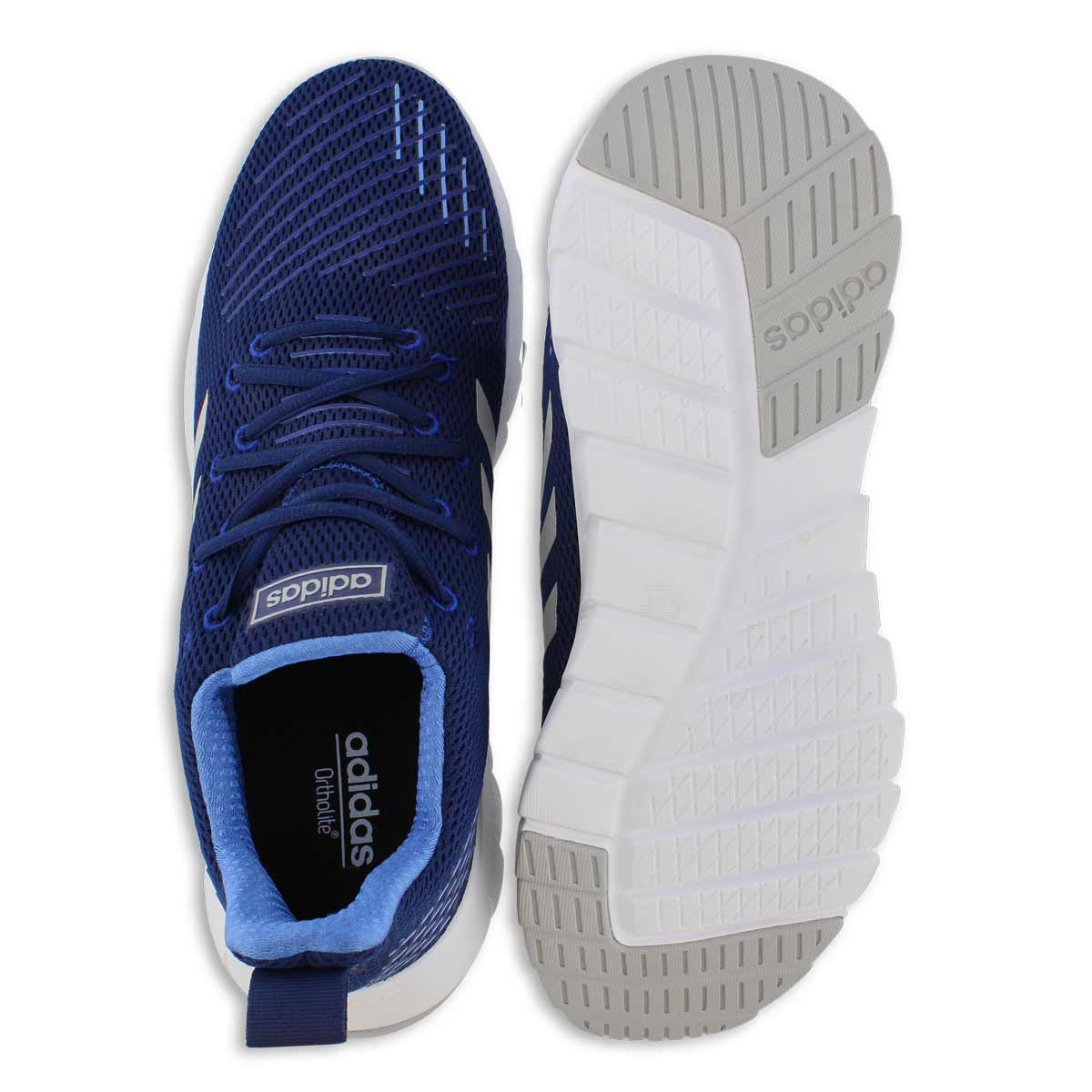 Mns Ozweego Run nvy/gry running shoe