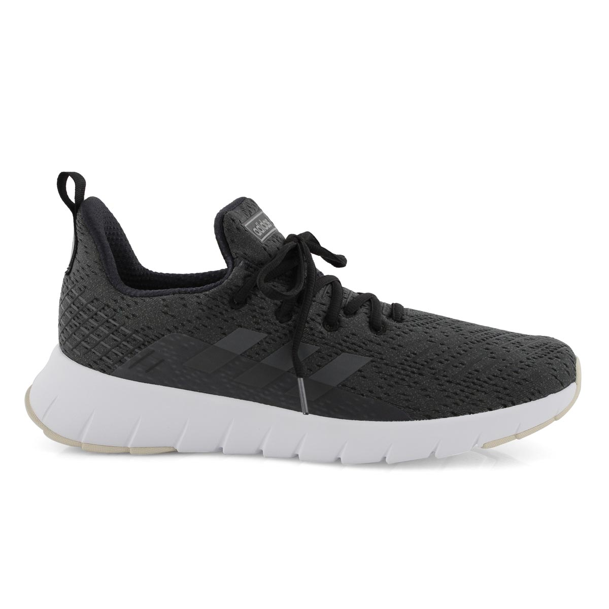 Mns Asweego Run blk/gry running shoe