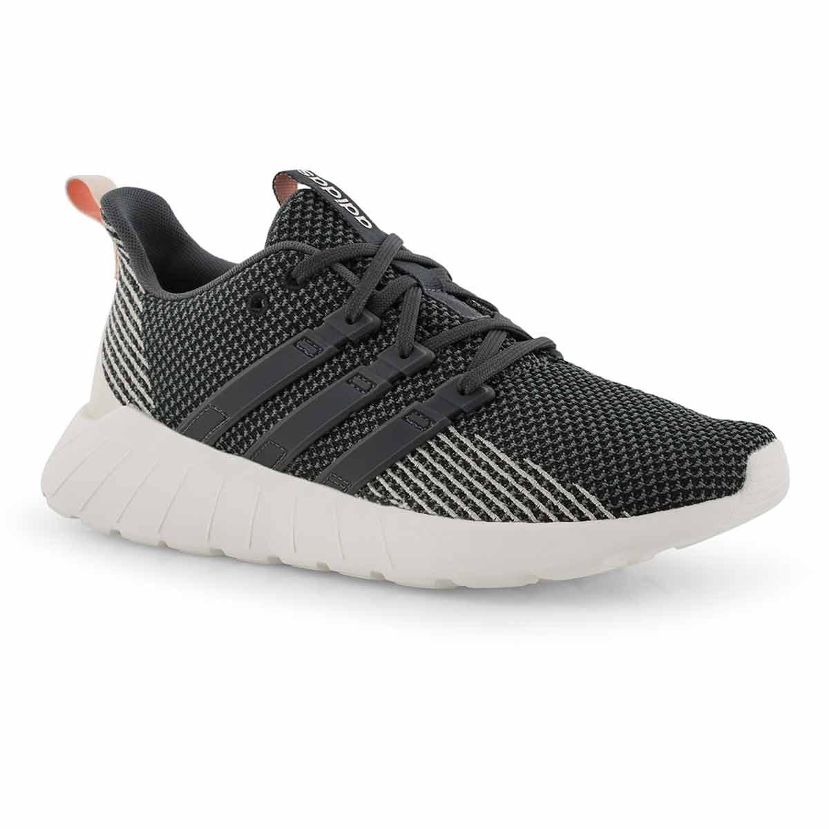Lds Questar Flow blk/gry running shoe
