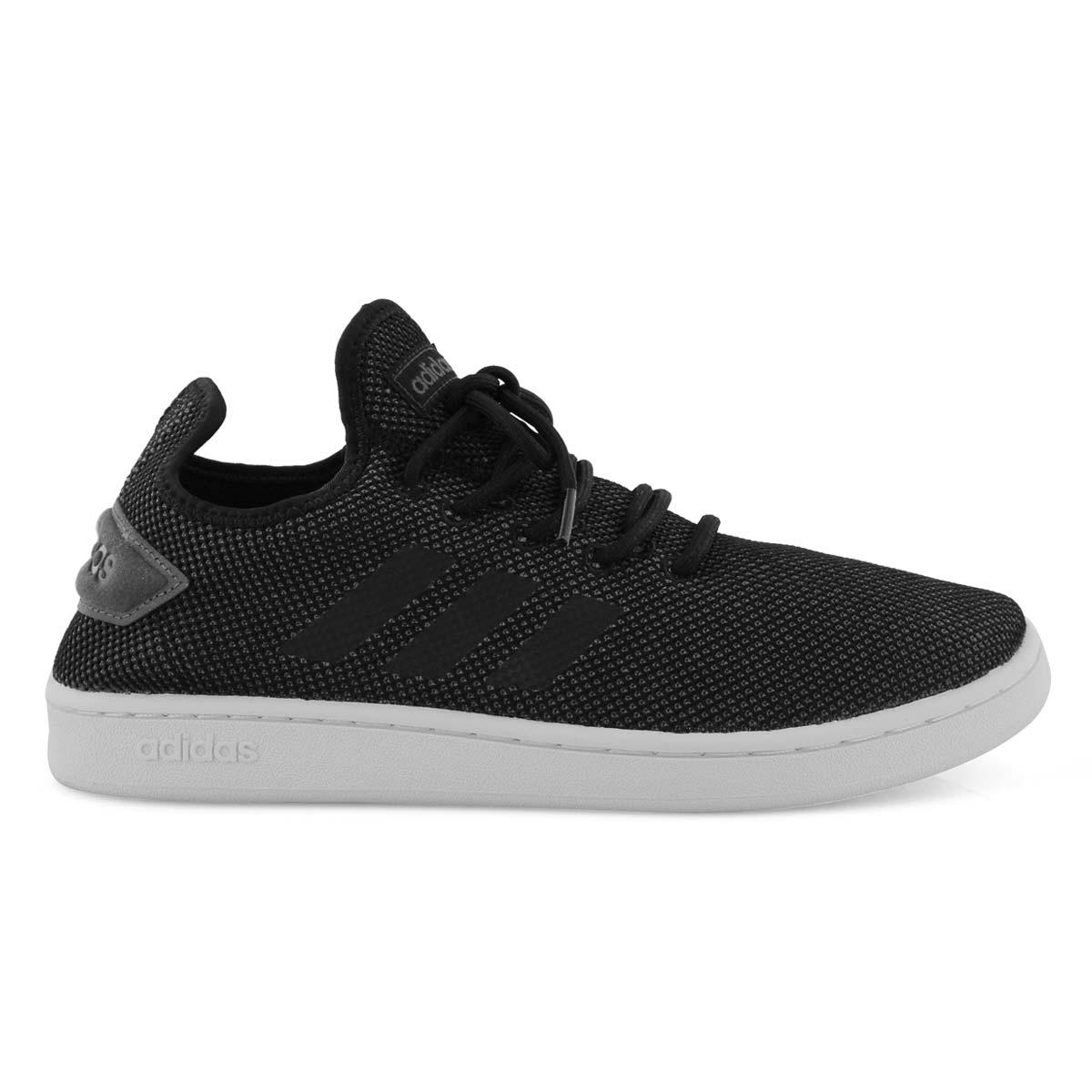 Mns Court Adapt blk/blk running shoe