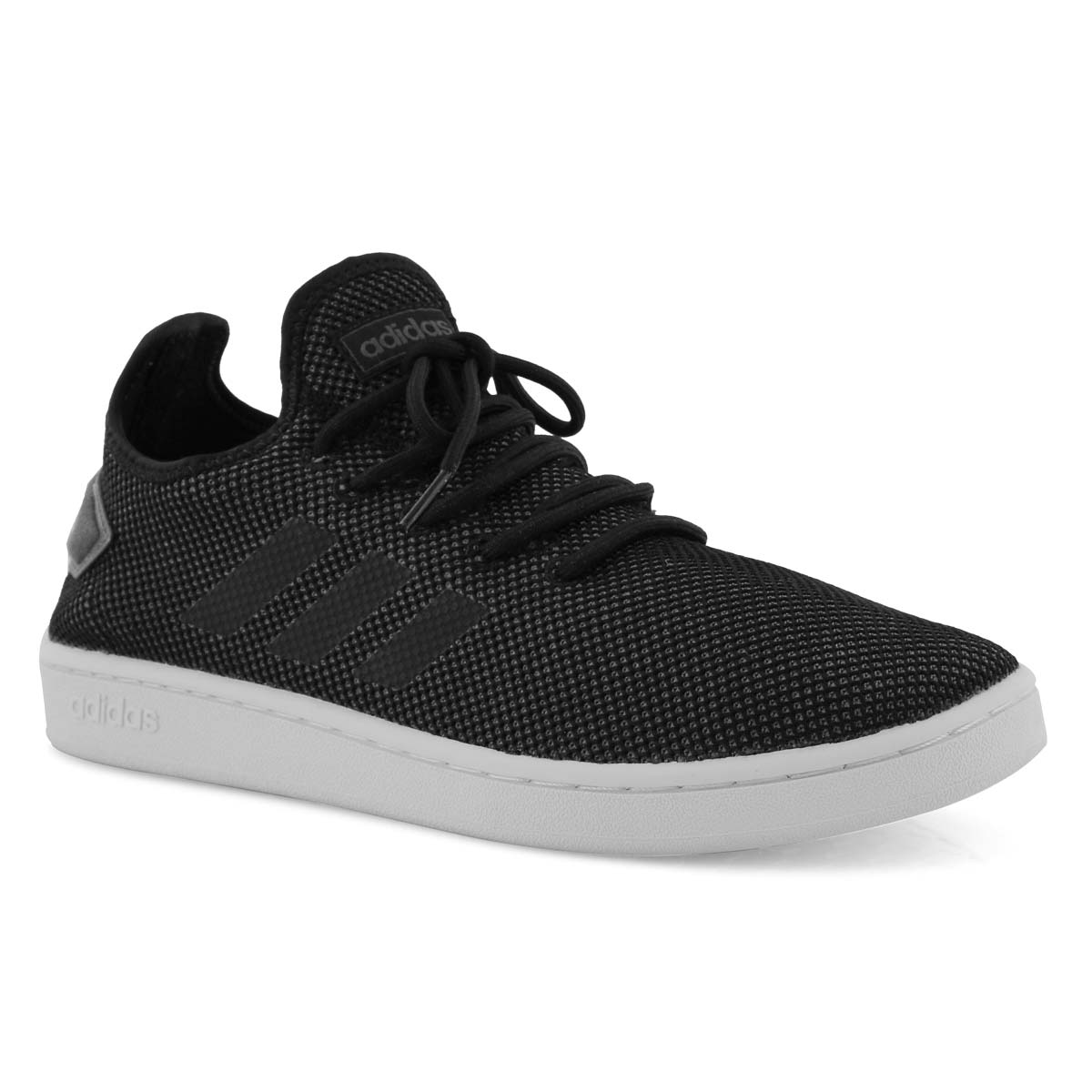 comprare on line 55bfd 36412 Men's COURT ADAPT black/black running shoes
