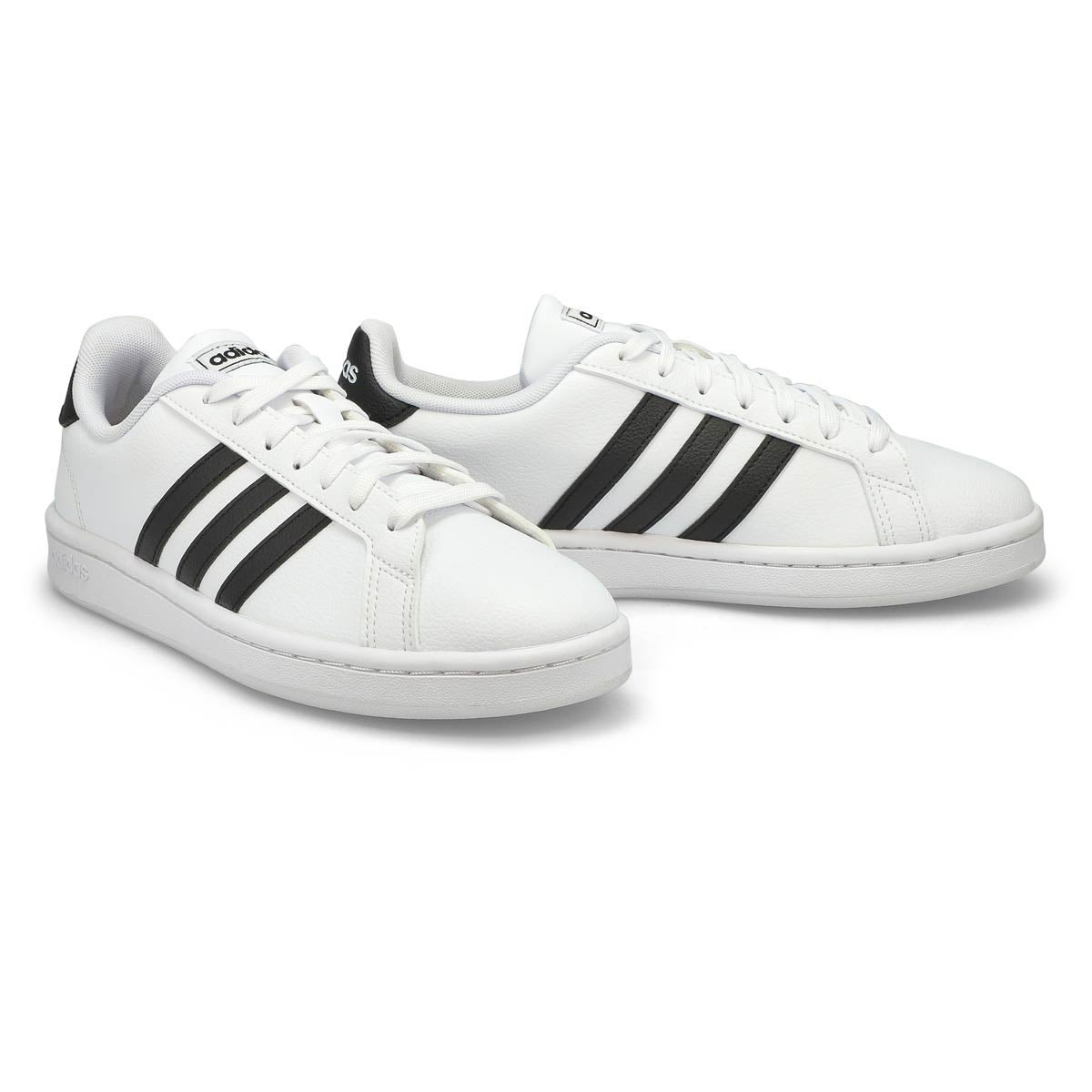 Women's GRAND COURT whiteblack sneaker