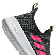 Grls Cloudfoam Pure K black/pink runners