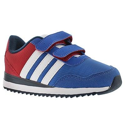 Infs Jog CMF blu/red/wht sneaker