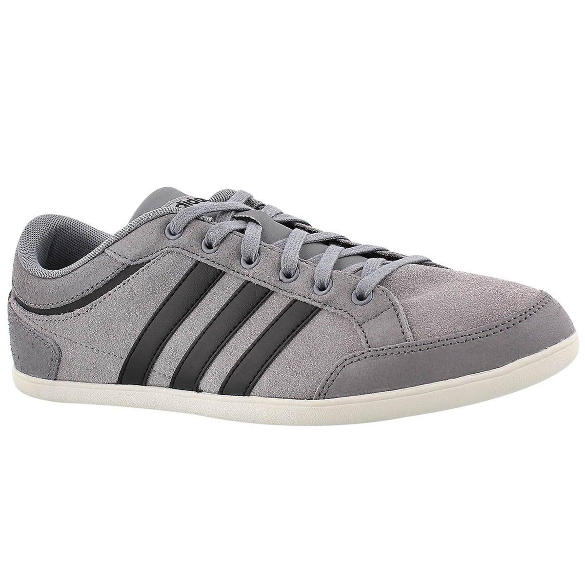 Mns Unwind grey lace up sneaker