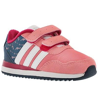 Infs Jog CMF pnk/blu/wht sneaker