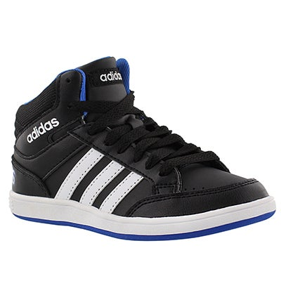Adidas Boys' HOOPS MID fashion sneakers