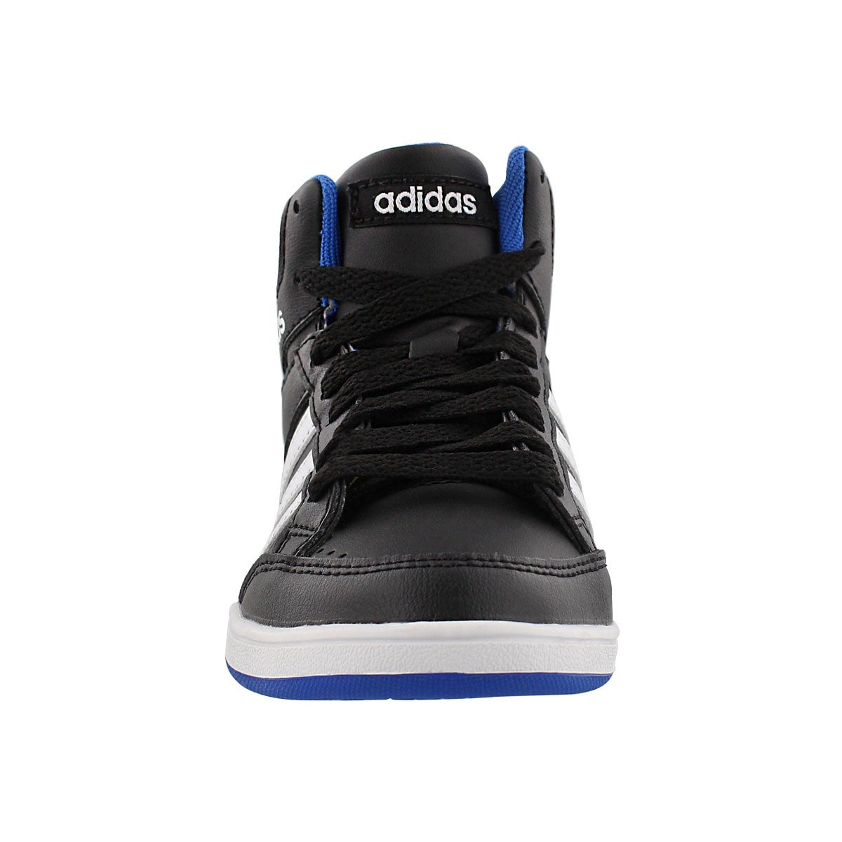 Bys Hoops Mid black fashion sneaker