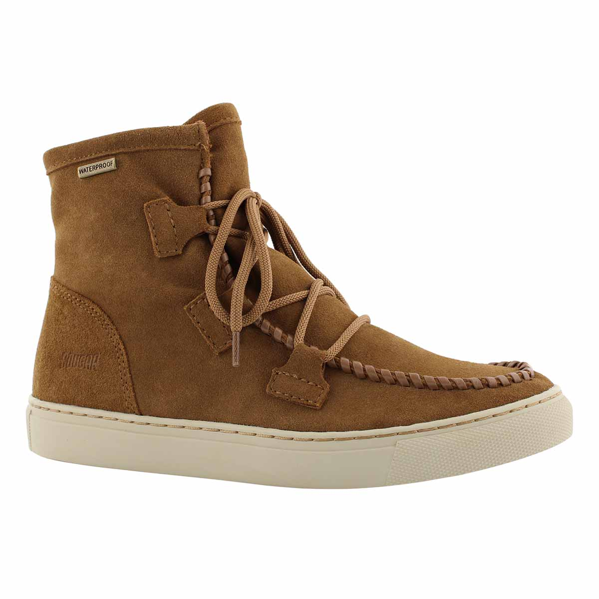 Lds Fabiola hzl wtpf lace up ankle boot