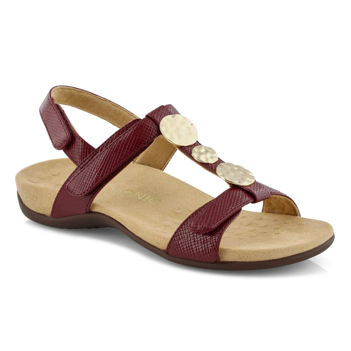 Lds Farra fig arch support sandal