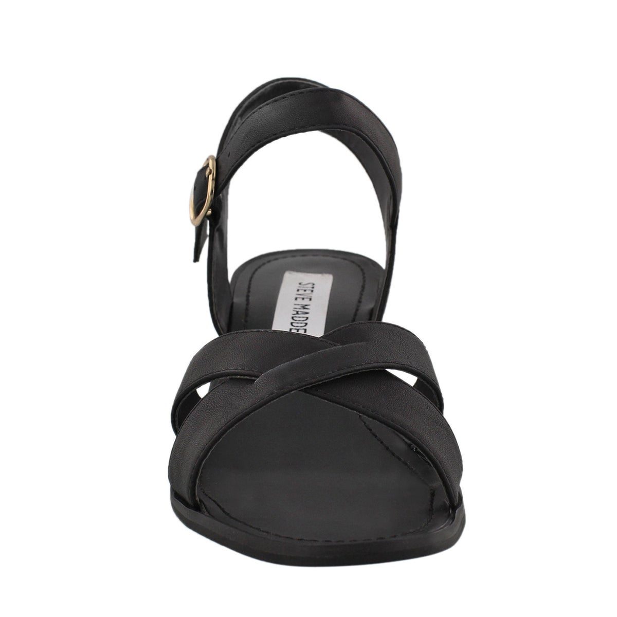 Lds Fatima black dress sandal
