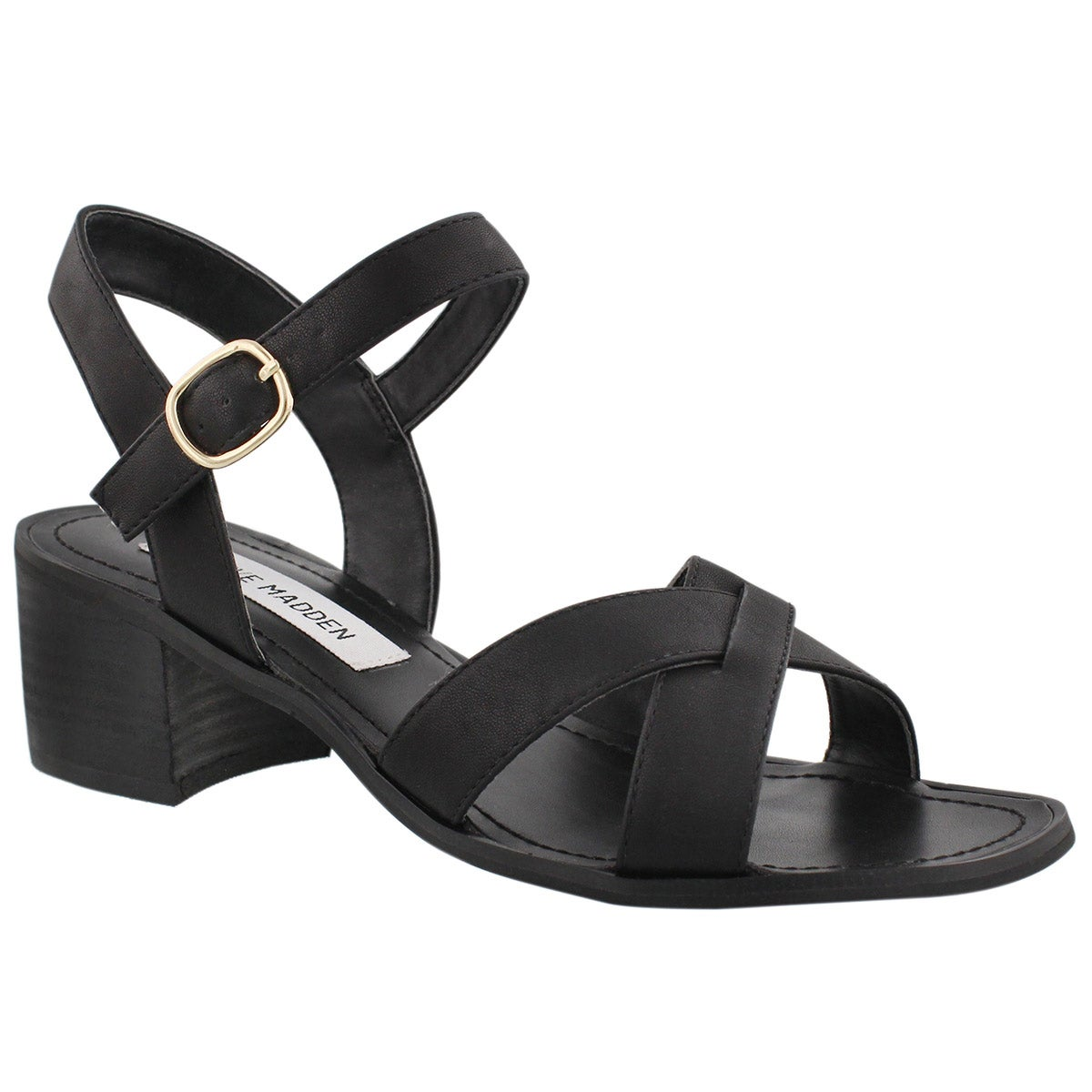 Women's FATIMA black dress sandals