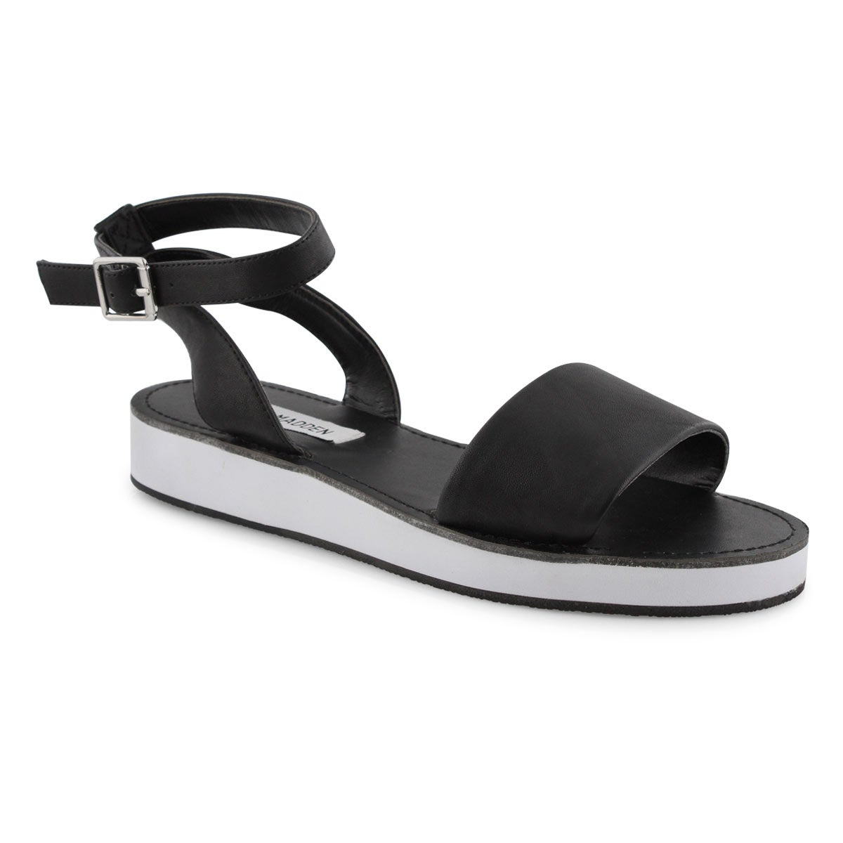 Women's FELICIA black casual sandals