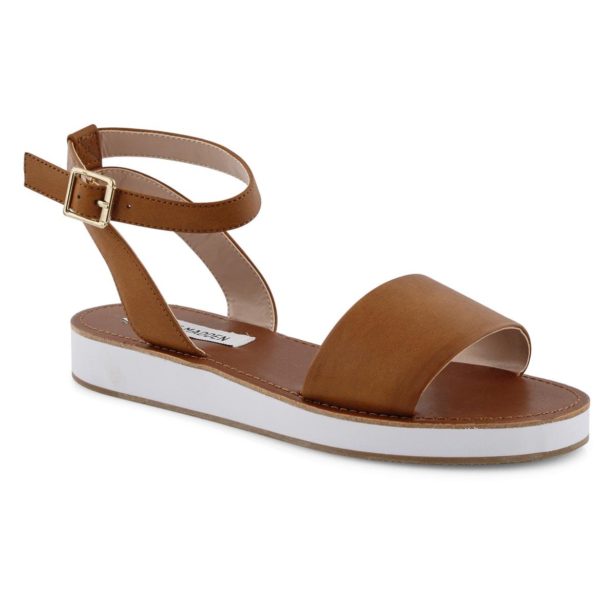 Lds Felicia cognac casual sandal
