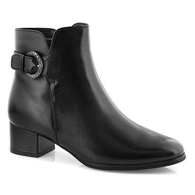 Lds Filipa blk wtpf ankle boot
