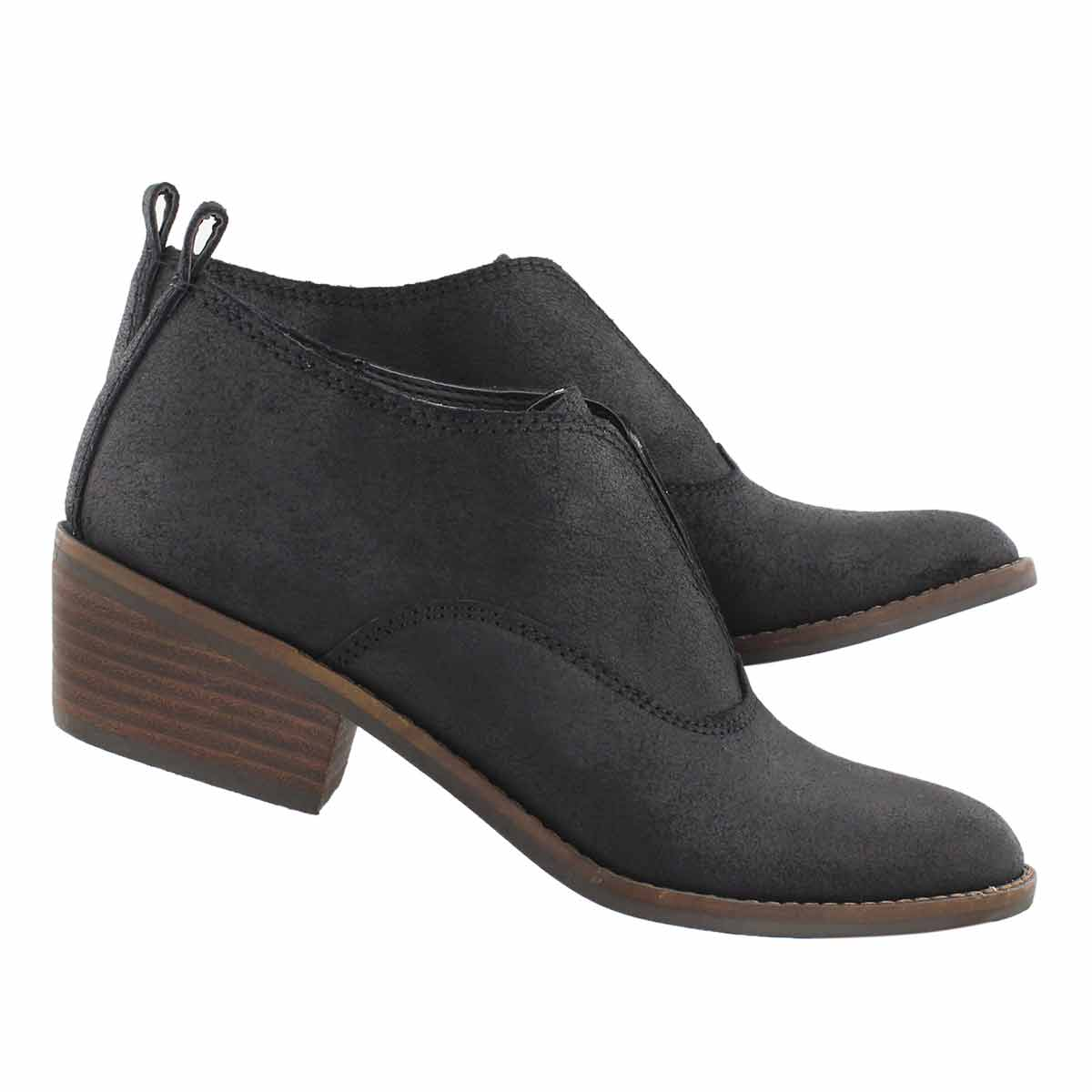 Lds Fimberly black low casual boot