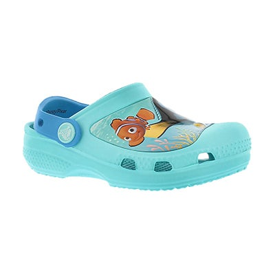 Crocs Girls' FINDING DORY pool comfort clogs