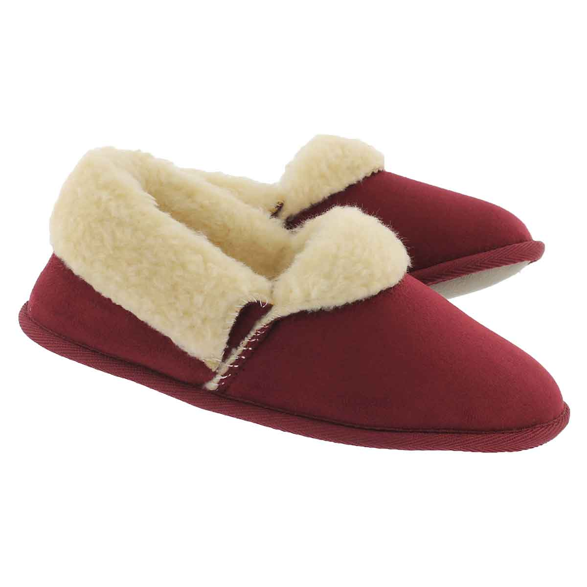 Lds Flapjack burg closed back slipper