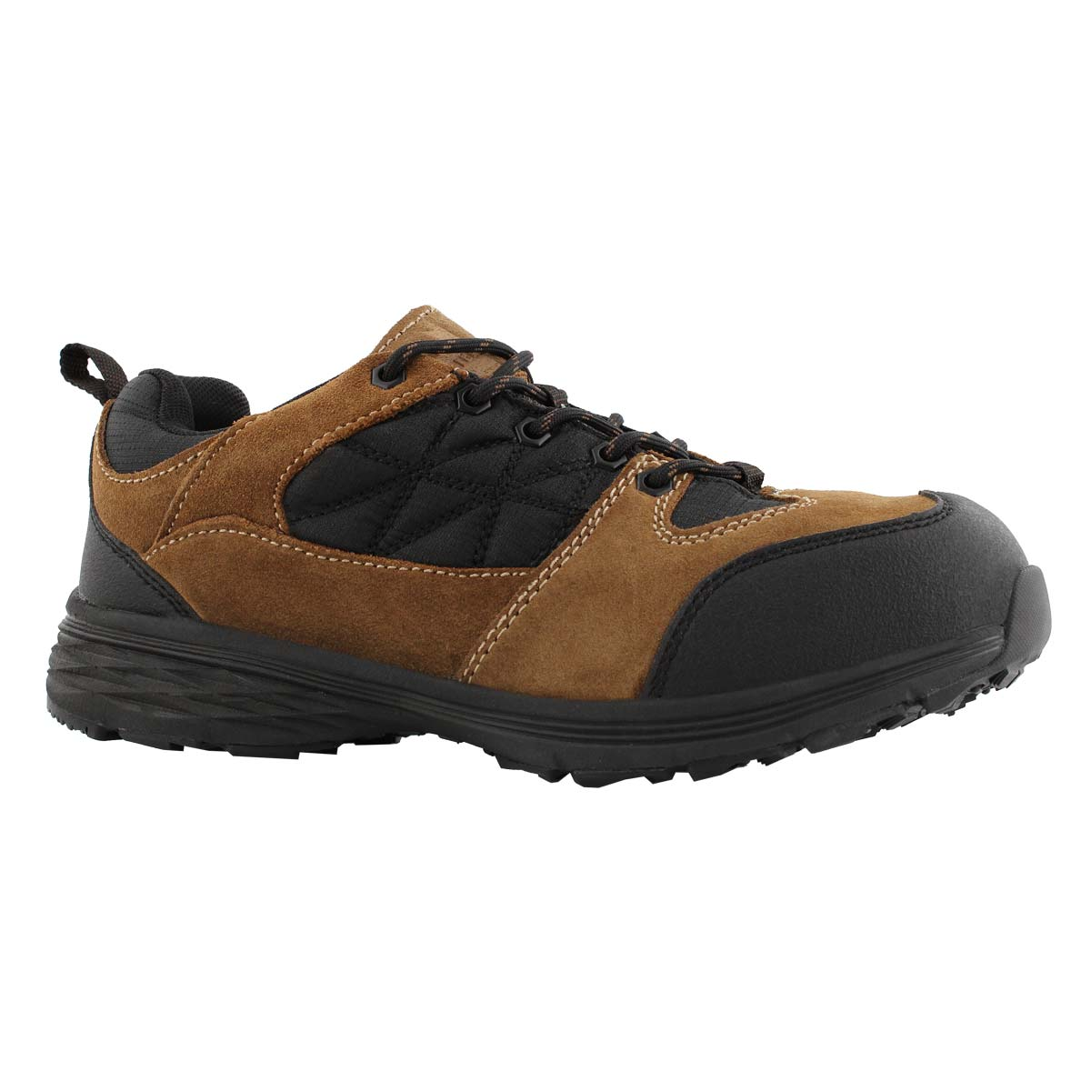 Mns Flash brown lace up CSA safety shoe