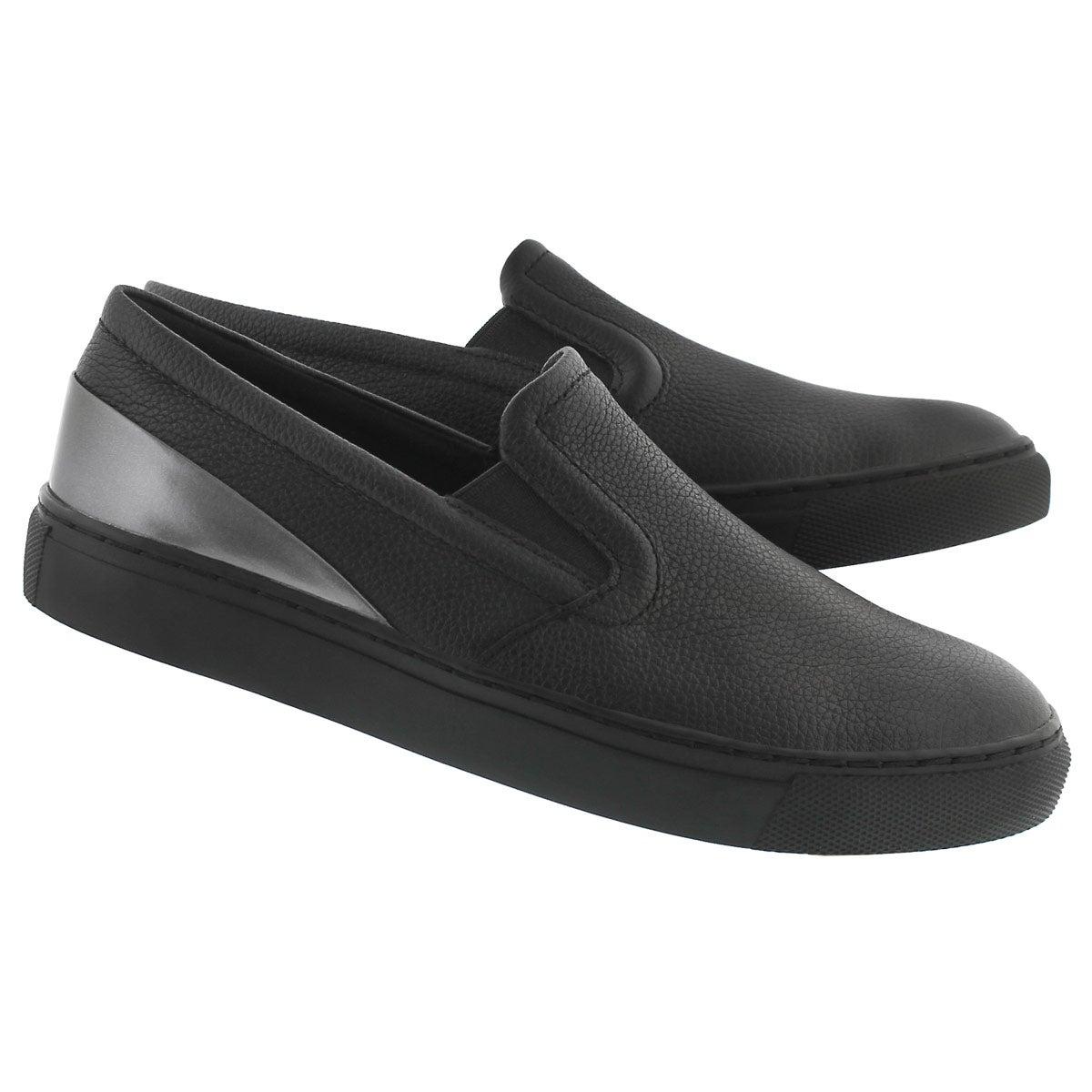 Lds Flip black waterproof slip on shoe
