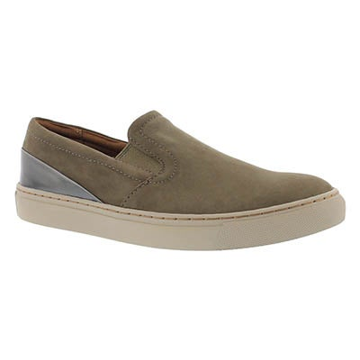 Lds Flip wheat waterproof slip on shoe