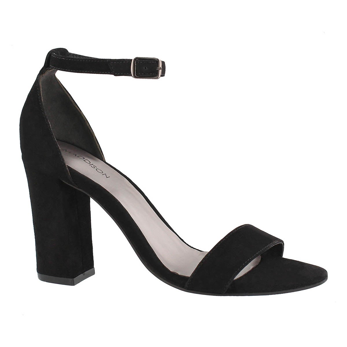 Women's FLORETTE black dress sandal