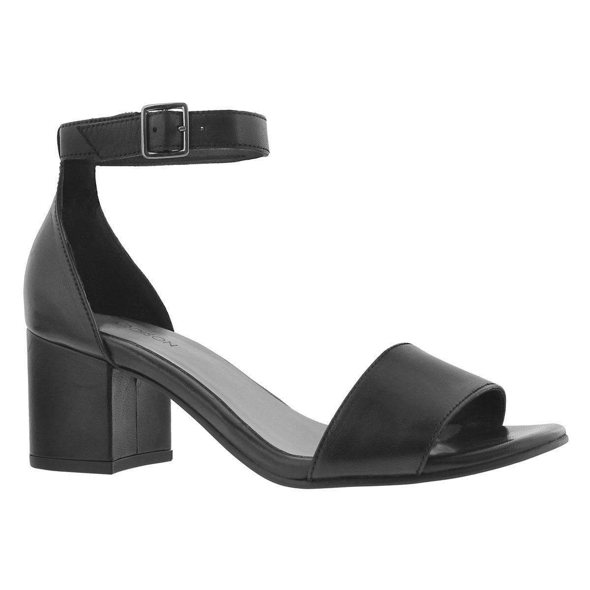 Women's FREDA black dress sandals