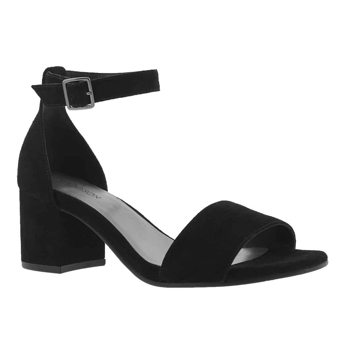 Women's FREDA black dress sandals