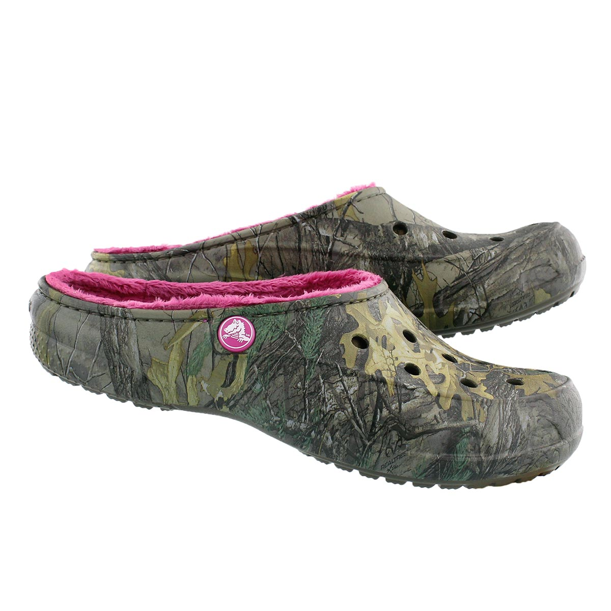 Lds Freesail realtree lined clog