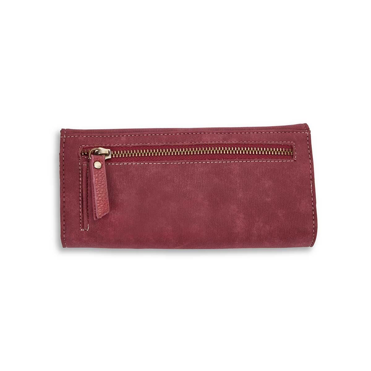 Lds Frost Collection berry deluxe clutch