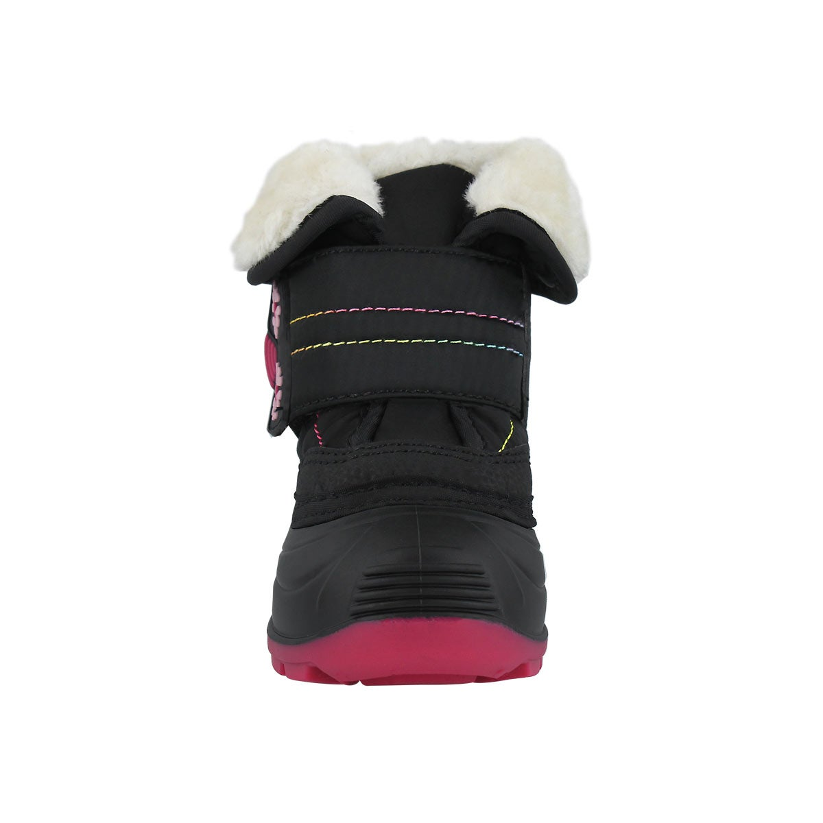 Inf-g Frostine blk/ros ewtp winter boot