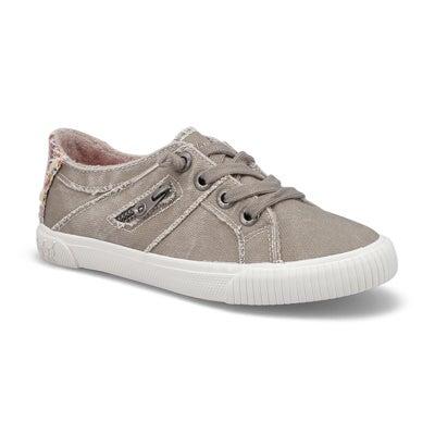 Grls Fruit wolf gray fashion sneaker