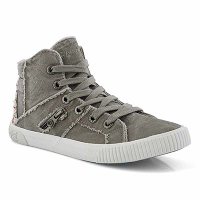 Lds Fruitcake grey fashion sneaker