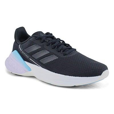 Lds Response SR blk/wht running shoe